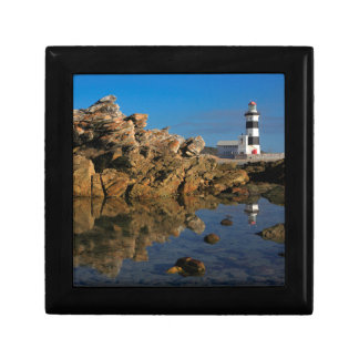 Lighthouse on Cape Recife Small Square Gift Box