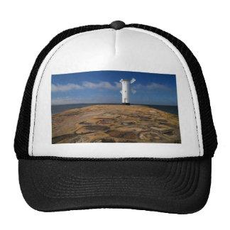 Lighthouse on the Mole in Swinemuende Trucker Hats