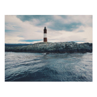 Lighthouse on the Shore Postcard