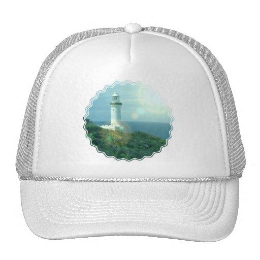 Lighthouse Photos Baseball Hat