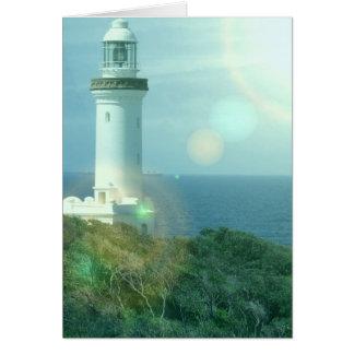 Lighthouse Photos Greeting Card