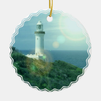 Lighthouse Photos Ornament