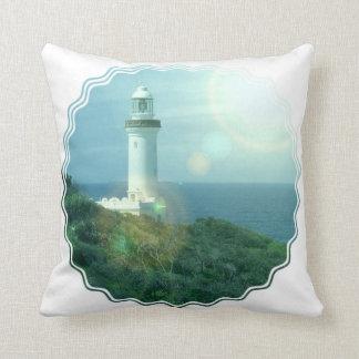 Lighthouse Photos Pillow