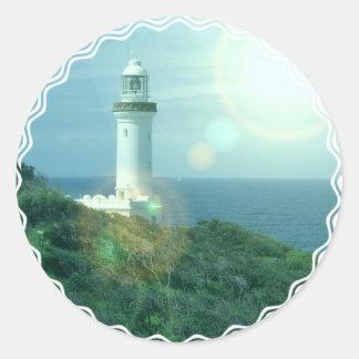 Lighthouse Photos Stickers