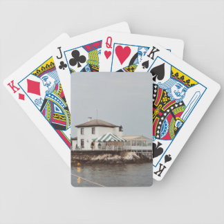 Lighthouse Bicycle Card Deck
