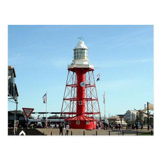 Lighthouse, Port Adelaide, Australia Postcard