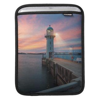 Lighthouse Raffles | Marina, Singapore iPad Sleeve