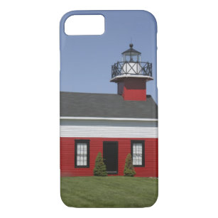Lighthouse relocated shore in Douglas near Case-Mate iPhone Case