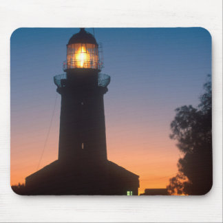 Lighthouse, Robben Island, Cape Town 2 Mouse Mat