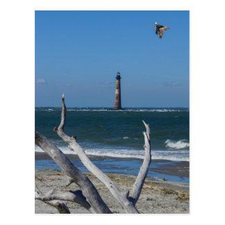 Lighthouse Sightseeing Postcard