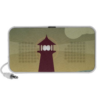 Lighthouse iPhone Speakers