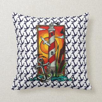 Lighthouse Style Cushion