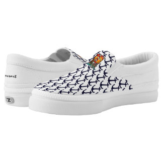Lighthouse Style Slip-On Shoes