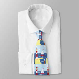 Lighthouse Tie