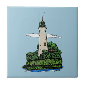 Lighthouse Tile