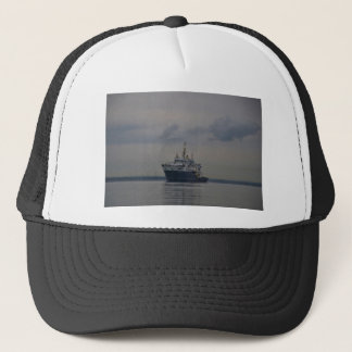 Lighthouse Vessel Galatea Trucker Hat