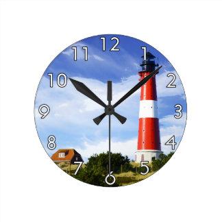 Lighthouse Wall Clocks