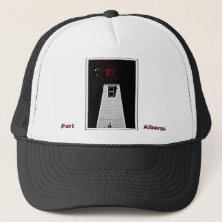 Lighthouse with crow hat, Port, Alberni BC Trucker Hat