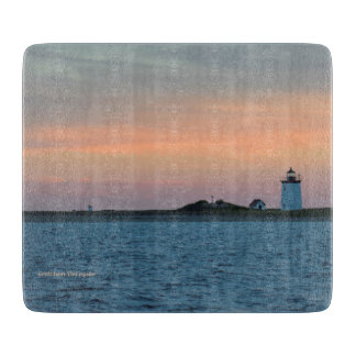 Lighthouses at the Cape Cutting Board