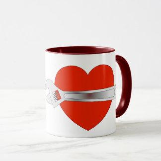 Lighting Love mug