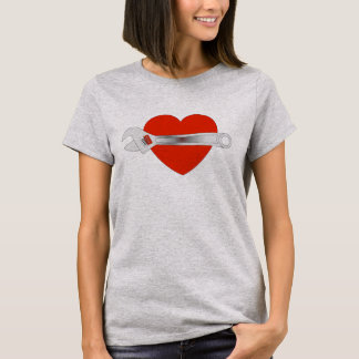 Lighting love shirt