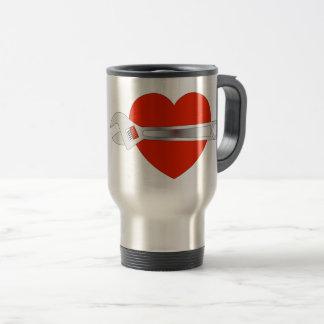 Lighting Love travel mug