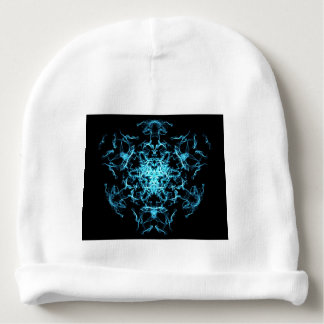 Lighting mandala baby beanie