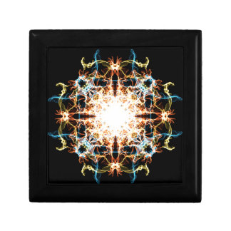 Lighting mandala gift box