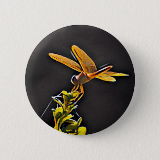 Lightkeeper Dragonfly Button