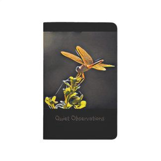 Lightkeeper Dragonfly Pocket Journal