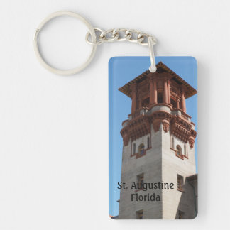 Lightner Museum in St. Augustine Florida Key Ring