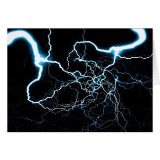 Lightning 12 card