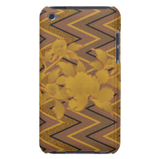 Lightning and Peonies Barely There iPod Case