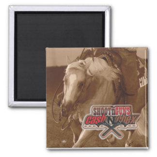 Lightning Arrow Ranch magnet