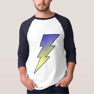 Lightning Bolt 3/4 sleeve shirt