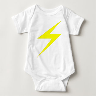 Lightning Bolt Baby Bodysuit