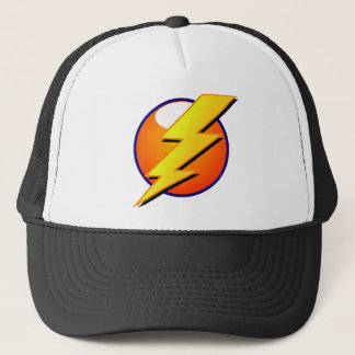 Lightning Bolt Cap
