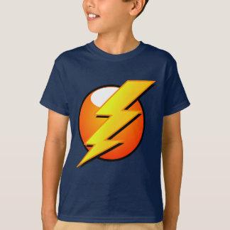 Lightning Bolt Kids Dark T-S T-Shirt