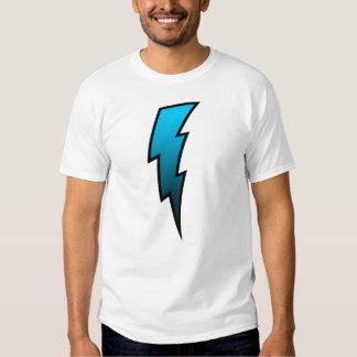 Lightning Bolt - Light Blue Shirt