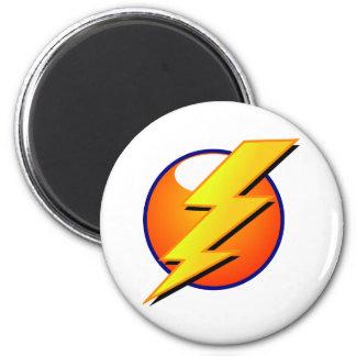 Lightning Bolt Magnet