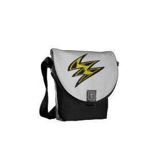 Lightning Bolt Commuter Bags