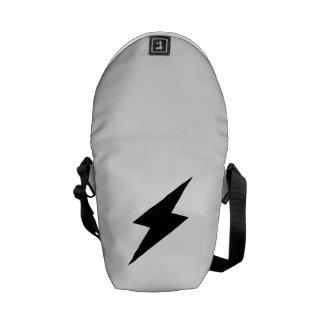 Lightning Bolt Courier Bags