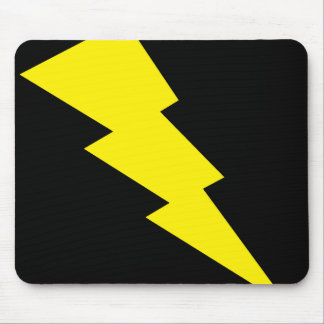"""Lightning Bolt"" Mousepad"