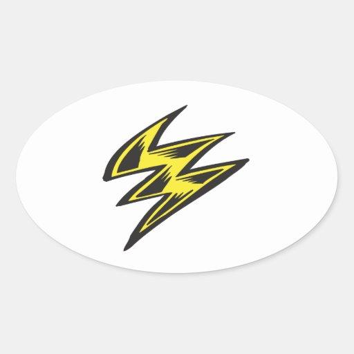 German Car Company With Lightning Bolt Logo Orange And Blue