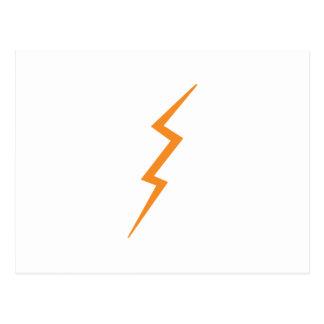 Lightning Bolt Postcard