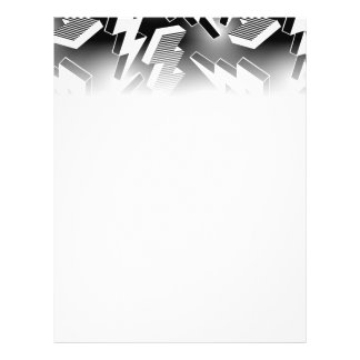 Lightning Bolts 21.5 Cm X 28 Cm Flyer