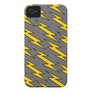 Lightning Bolts iPhone 4 Cover