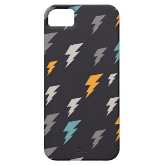 Lightning Bolts iPhone 5 Cover