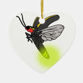 lightning bug flight 2 lit christmas ornament
