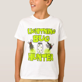 lightning bug hunter T-Shirt